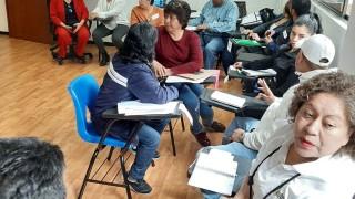 """Esta semana dio inicio el curso """"Técnicas de trabajo grupal"""" en nuestras instalaciones, para los trabajadores del DIF Ciudad de México como resultado de su programa anual de capacitación."""